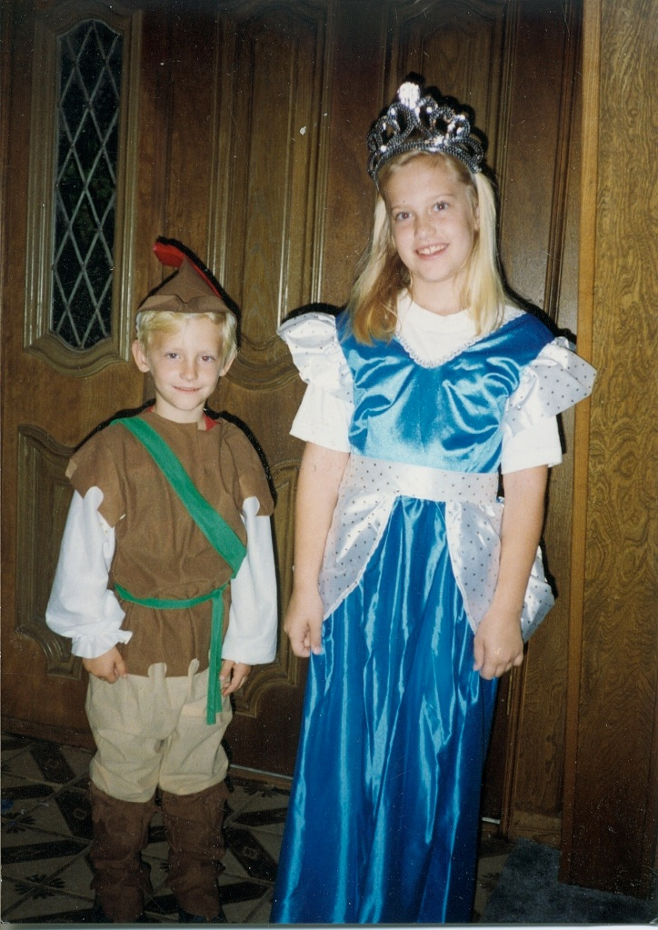 Robin Hood and Princess