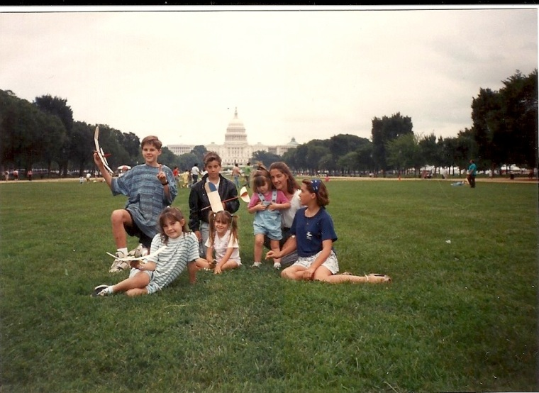 Field trip to Washington D.C.