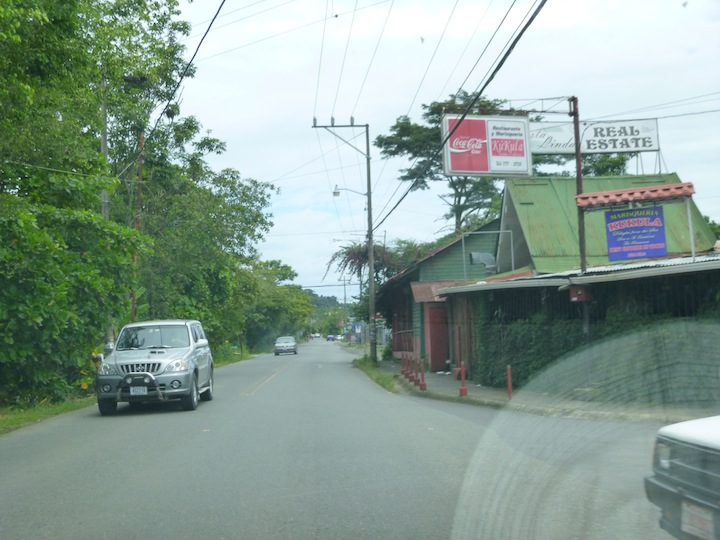 Just south of the Chapel is this restaurant Kukula's. located on the right (west) side of the street.