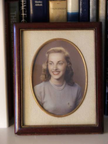 Old time photo of my Maternal Grandmother
