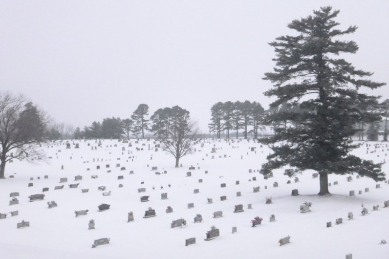 This may sound really weird, but I love cemeteries. They are so peaceful and sacred.