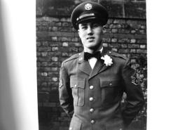 Grandad aged 23 on his wedding day.