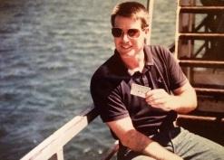 My Dad in Kenya - He was in the Navy...