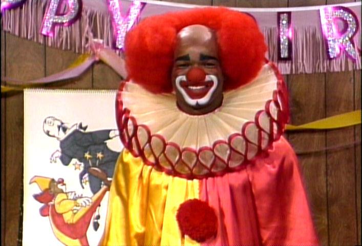 Homey the clown.